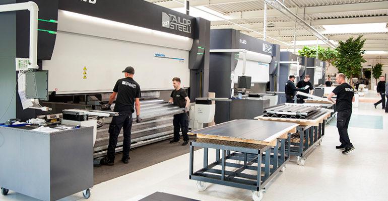 247 TailorSteel<br/>Digitalisierung kommt in Deutschland an