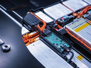 Band aus hochreinem Nickel für kritische Batterieanwendungen