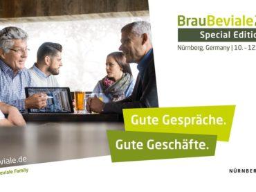 BrauBeviale 2020 Special Edition findet ausschließlich digital statt