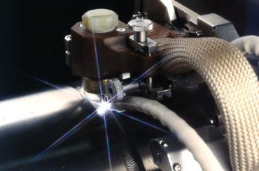 Orbitalschweißen auf Grundlage effizienter Elektrodenauswahl und -Vorbereitung