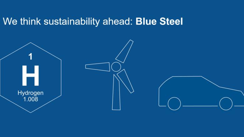 Blue Steel für Wasserstoffanwendungen, Windenergie und E-Mobilität