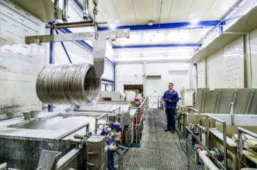 Nachhaltige und saubere Herstellung von Nickellegierungen