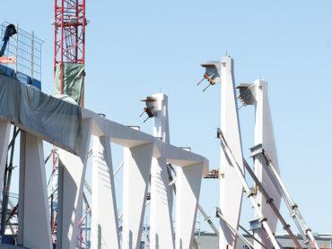Sonderanfertigung mit Duplexstahl für den neuen Kanzlerplatz in Bonn