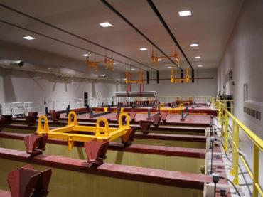 Butting Gruppe:<br/>Neue Rohrbeize in Betrieb genommen