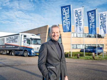 Carl Berlo neuer CEO von 247TailorSteel