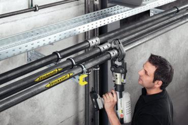 Maßgeschneiderte Viega-Rohrsysteme auch für extreme Industrieanwendungen