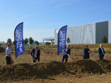 247TailorSteel startet den Bau der neuen Fabrik in Langenau